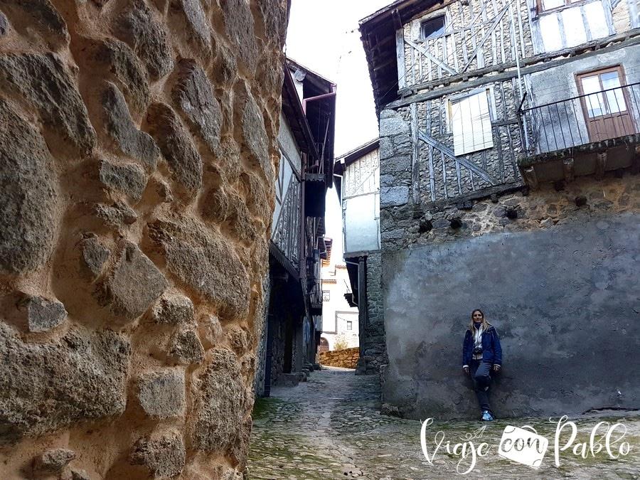 Un rincón de Miranda del Castañar pueblos más bonitos de Salamanca