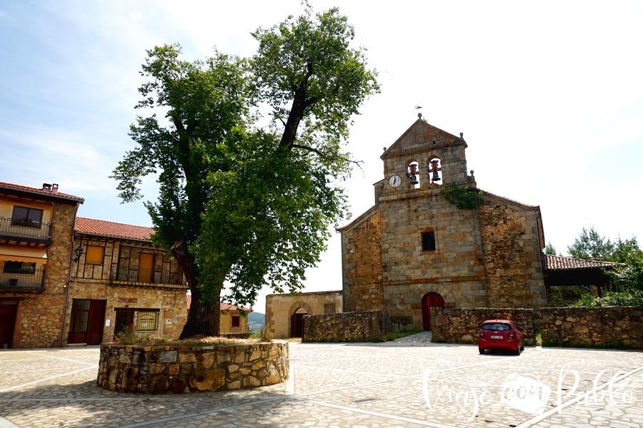 Plaza Las Eras de Villanueva del Conde