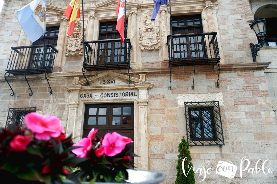 Palacio de los Corro que ver en san vicente de la barquera