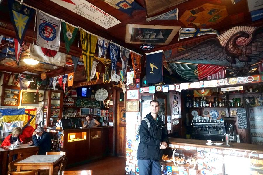 Peter Cafe Sport que ver en Faial