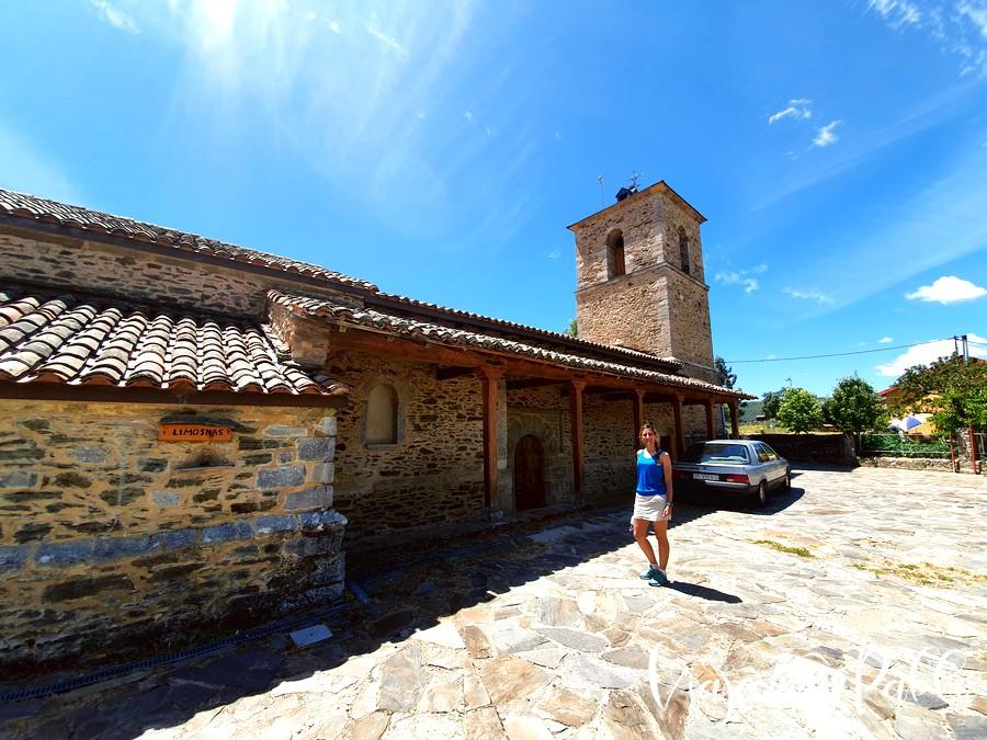 Iglesia de Pandorado